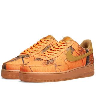 Nike Air Force 1 '07 LV8 3 'Realtree Camo' (Orange)