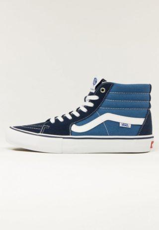 Vans Sk8-Hi Pro - Navy blauw/Stv Navy blauw