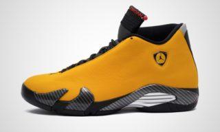 "Air Jordan XIV Retro SE ""Reverse Ferrari"" Sneaker"