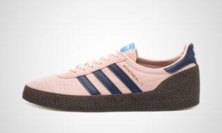 Montreal 76 (rosa/Bruin) Sneaker