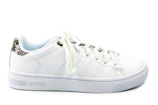 K-Swiss Court fraseo sneaker wit