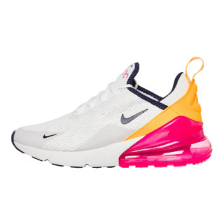 Nike WMNS Air Max 270 (wit/blauw/paars)