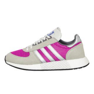 adidas Marathon Tech (zilver/zilver/roze)