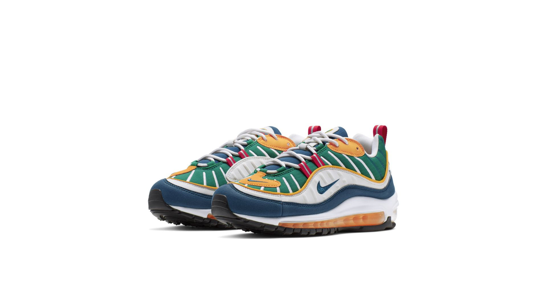 Nike WMNS Air Max 98 'Blue Force' (AH6799-601)