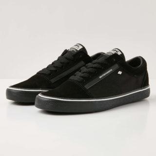 British Knights mack heren sneakers laag - zwart - maat 40 (zwart)