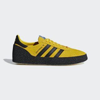 adidas Montreal 76 BTP24 (Yellow / Core Black / Cream White)
