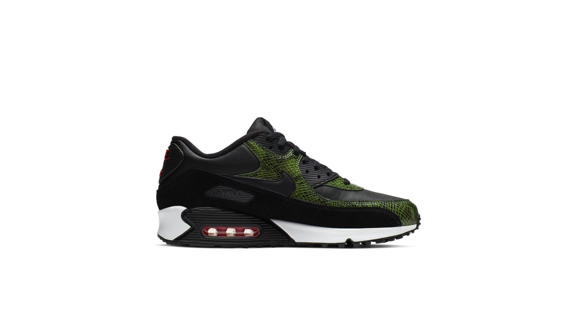 Nike Air Max 90 QS 'Green Python' (CD0916 001)