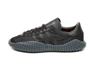 adidas Country x Kamanda *Never Made* (Core Black / Utility Black / So