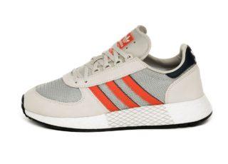 adidas Marathon Tech (Raw White / Active Orange / Collegiate Navy)