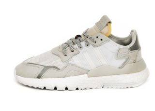 adidas Nite Jogger (Crystal White / Crystal White / Ftwr White)