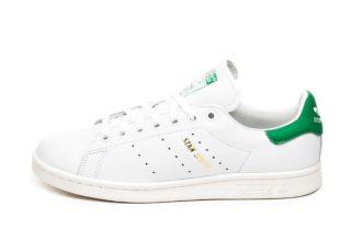 adidas Stan Smith (Ftwr White / Ftwr White / Green)