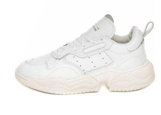 adidas Supercourt 90s (Crystal White / Chalk White / Raw White)