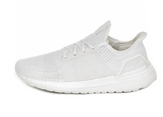 adidas Ultra Boost 19 (Ftwr White / Ftwr White / Core Black)