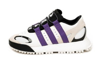 adidas x Alexander Wang Wangbody Run (Clear White / Shapur / Clear Bro