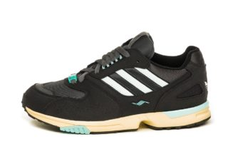 adidas ZX 4000 (Core Black / Ice Mint / Carbon)