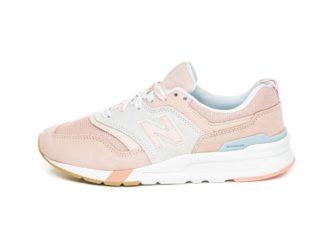 New Balance CW997HKC (Pink / Grey)