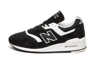 New Balance M997BBK *Made in USA* (Black)