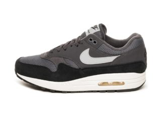 Nike Air Max 1 (Thunder Grey / Sail - Sail - Black)