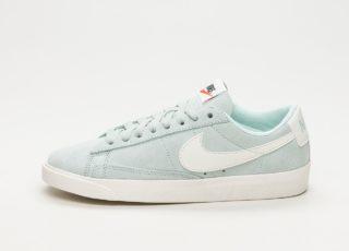 Nike Wmns Blazer Low SD (Igloo / Sail - Sail)