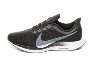 Nike Zoom Pegasus 35 Turbo (Black / Vast Grey - Oil Grey - Gunsmoke)