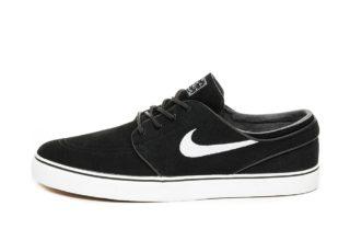 Nike SB Zoom Stefan Janoski OG (Black / White - Gum Light Brown)