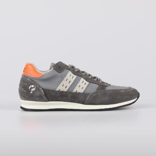 Quick QUICK Kijkduin Sneakers Heren (Grijs)