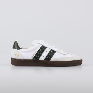 Quick QUICK Titanium Sneakers Heren (Wit-Groen)