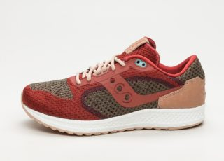 Saucony Shadow 5000 EVR (Red)
