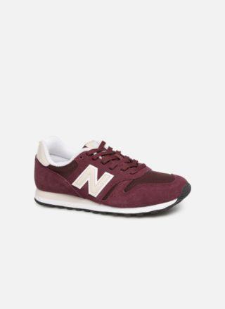 5004ea29f1423e New Balance WL373 sneaker met suède details | 724551-50-13 | New Balance