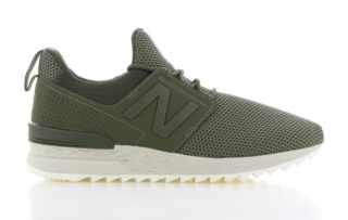New Balance MS574 Groen Heren