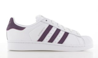 Adidas adidas Superstar Wit/Paars Dames