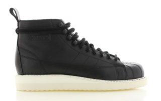 Adidas adidas Superstar Boot Zwart Dames
