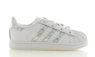 Adidas adidas Superstar EL I Wit Peuters