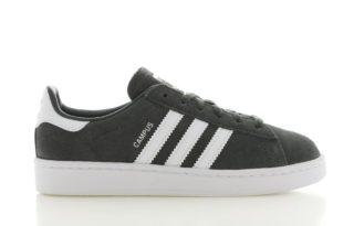 Adidas adidas Campus Donkergrijs Kinderen