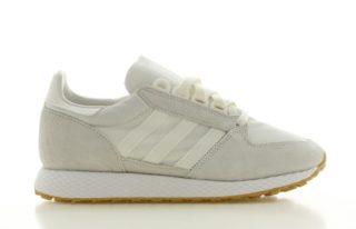 Adidas adidas Forest Grove W Wit Dames