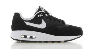 Nike Air Max 1 Zwart/Wit