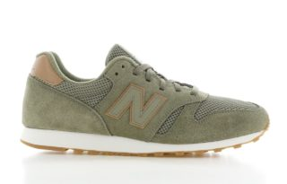 New Balance ML373CVG Olijf Heren