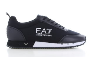 Emporio Armani Lace Up Blauw