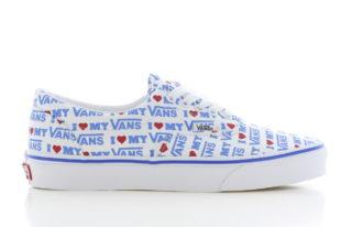 Vans UA Era I Heart Blauw/Wit Dames