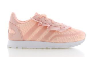 Adidas adidas N-5923 EL I Zalmroze Peuters