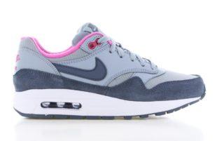 Nike Air Max 1 Blauw/Roze