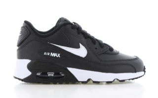 Nike Air Max 90 Leather PS Zwart Kinderen