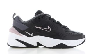 Nike M2K Tekno Zwart Dames