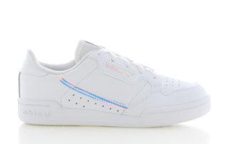 Adidas adidas Continental 80 Wit/Zilver Kinderen
