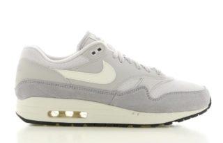 Nike Air Max 1 Wit/Grijs Heren