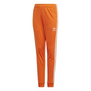 Adidas adidas Superstar Trainingsbroek Oranje Kinderen
