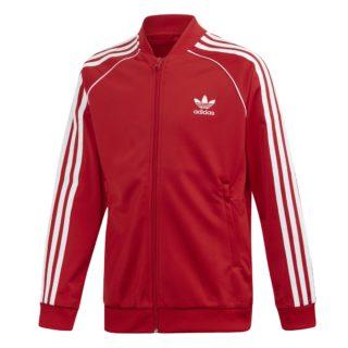 Adidas adidas Superstar Trainingsjack Rood kinderen