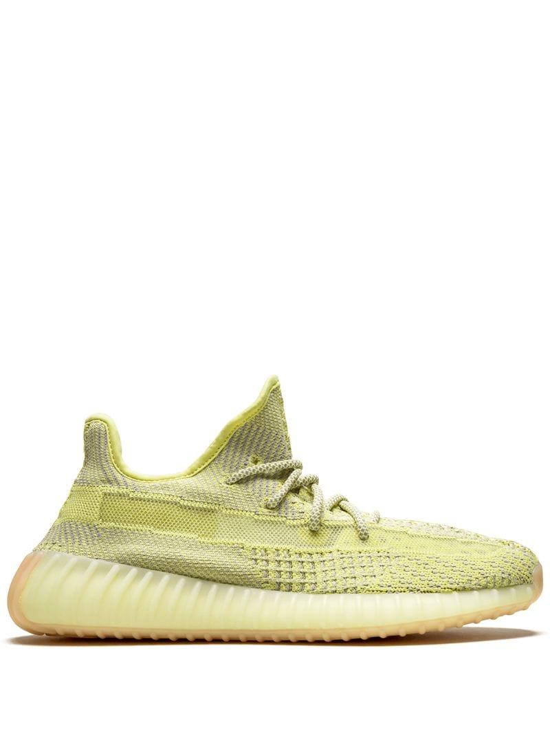 Adidas Yeezy Boost 350 V2 sneakers geel