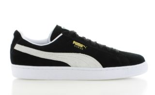 Puma Suede Classic 03 Zwart/Wit Heren