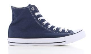Converse All Star Hi Navy Blauw Heren